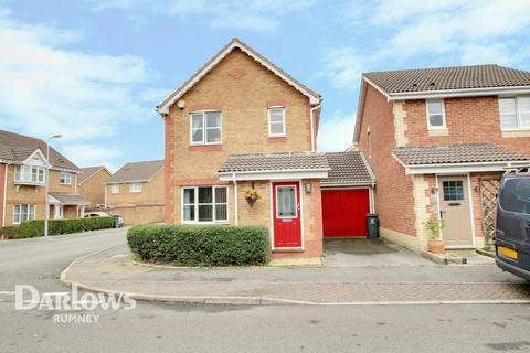 3 bedroom detached house for sale - Matthysens Way, Cardiff