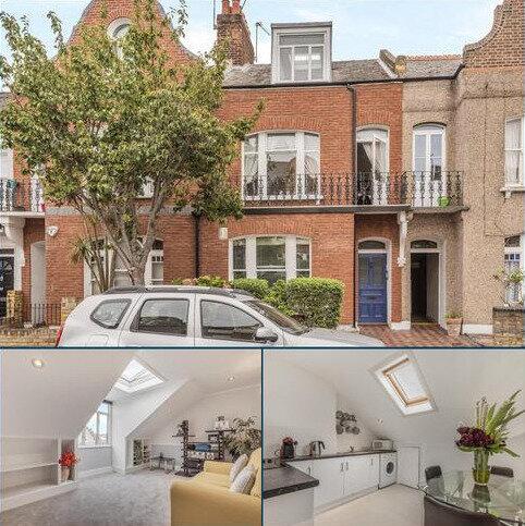 1 bedroom flat for sale - Roskell Road, Putney