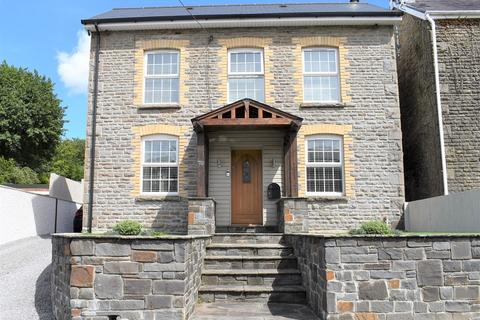 5 bedroom detached house for sale - Gelligron Road, Rhydyfro, Pontardawe, Swansea, City And County of Swansea. SA8 4NP