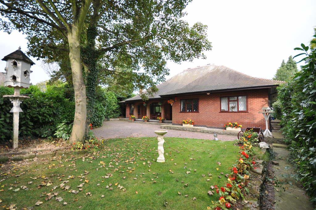 3 Bedrooms Detached Bungalow for sale in Felstead, Lichfield Lane, Mansfield