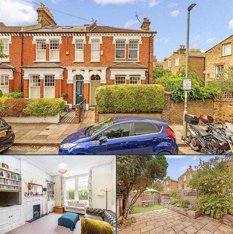 4 bedroom end of terrace house for sale - Wymond Street, Putney