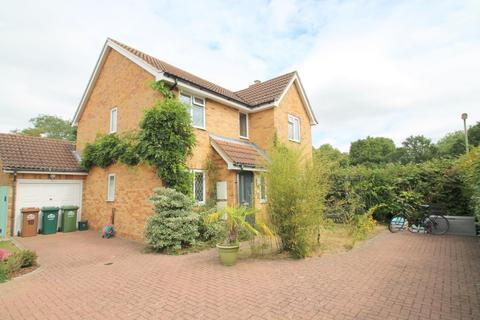 4 bedroom detached house for sale - Sykes Drive, Staines-Upon-Thames, TW18