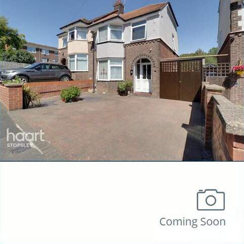 3 bedroom semi-detached house for sale - 3 Eaton Valley Road, Luton LU2 0SN