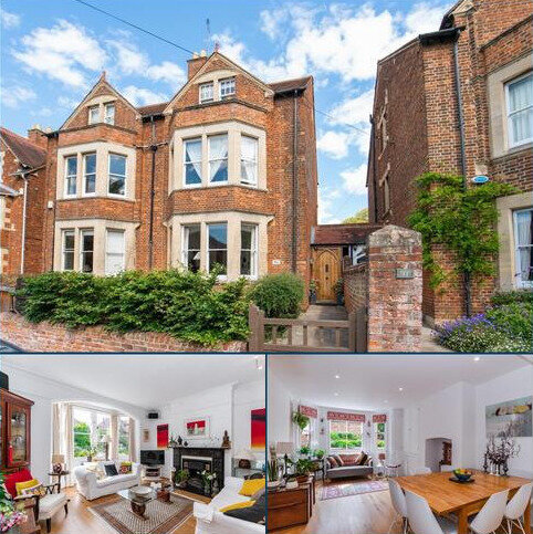 4 bedroom townhouse for sale - Kingston Road, Oxford, Oxfordshire, OX2