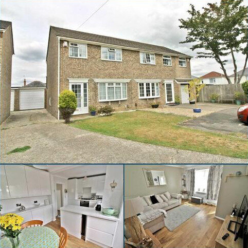 3 bedroom semi-detached house for sale - Forsyth Gardens, Bournemouth