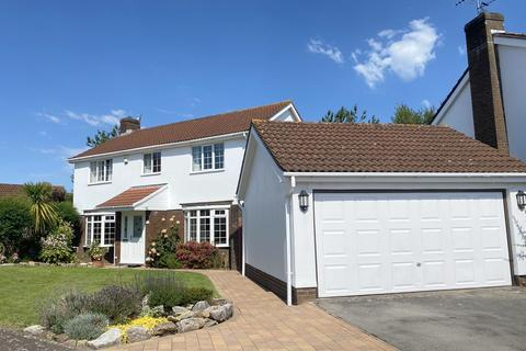 4 bedroom detached house for sale - 31 Whitcliffe Drive, Penarth, CF64 5RY