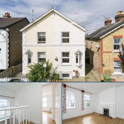 4 bedroom semi-detached house for sale - Dukes Road, Tunbridge Wells