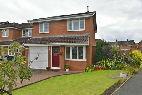 3 bedroom detached house for sale - Crabtree Close, Burscough