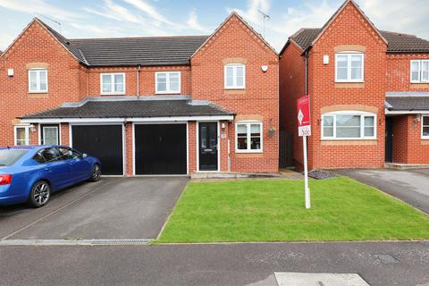3 bedroom semi-detached house for sale - Green Close, Renishaw