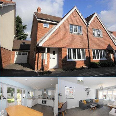 3 bedroom semi-detached house for sale - Bramley Avenue, Horam