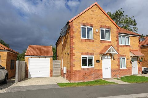 3 bedroom semi-detached house for sale - Rosebud Way, Holmewood, Chesterfield