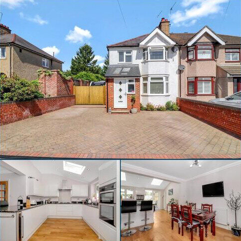 3 bedroom semi-detached house for sale - The Crescent, Abbots Langley, Hertfordshire, WD5