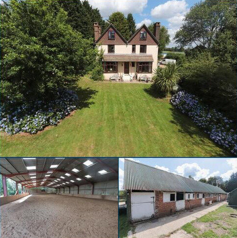 5 bedroom detached house for sale - Equestrian Property with 40 Acres