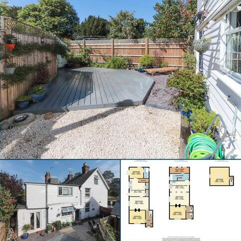 4 bedroom semi-detached house for sale - 1,800+ Sq ft of Accommodation