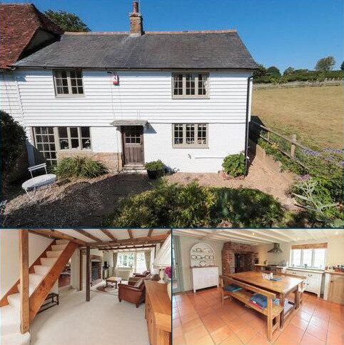 3 bedroom end of terrace house for sale - Bodiam - Rural Location With Surrounding Farmland