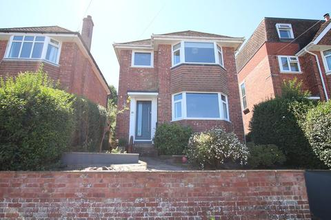 3 bedroom detached house for sale - 55 Cowick Hill, St Thomas, Exeter, EX2 9NQ