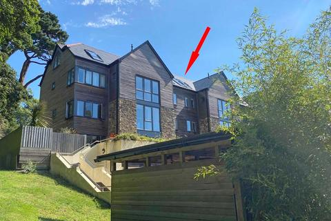2 bedroom penthouse for sale - Malpas Road, Truro, Cornwall