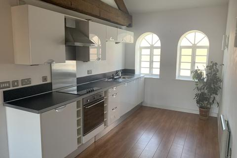 1 bedroom apartment to rent - SUPERB PENTHOUSE APARTMENT IN BUTCHER WORKS