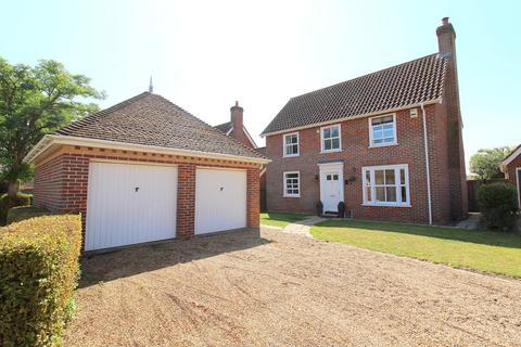 3 bedroom detached house for sale - Calder Road, Melton, Woodbridge, IP12 1TP