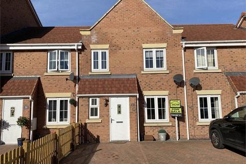 3 bedroom terraced house for sale - Kings Sconce Avenue, Newark, Nottinghamshire. NG24 1FX