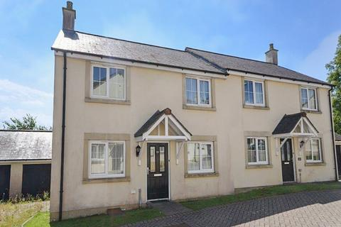 3 bedroom semi-detached house for sale - College Way, Gloweth