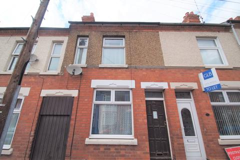 3 bedroom terraced house for sale - Grafton Street, Coventry, CV1 2HW