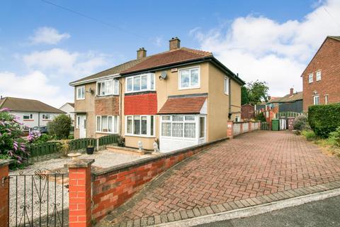 3 bedroom semi-detached house for sale - Marsh Avenue, Dronfield, Derbyshire, S18 2HA