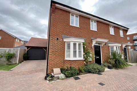 3 bedroom semi-detached house for sale - Rosina Grove, Ebbsfleet Valley