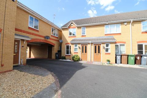 2 bedroom end of terrace house for sale - Finmere Way, Shirley