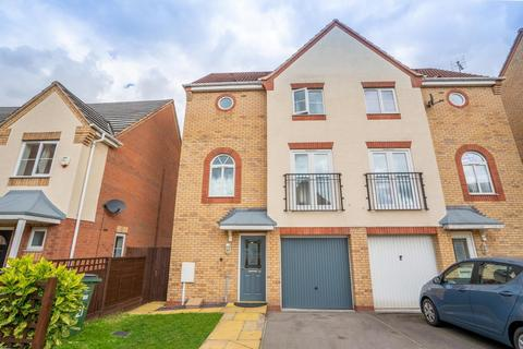 3 bedroom townhouse for sale - Thistley Close, Thorpe Astley, Leicester
