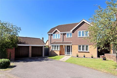4 bedroom detached house for sale - Lamora Close, Middleleaze, Swindon, SN5