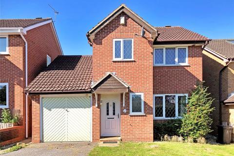 3 bedroom detached house for sale - Spencer Close, The Prinnels, Swindon, SN5