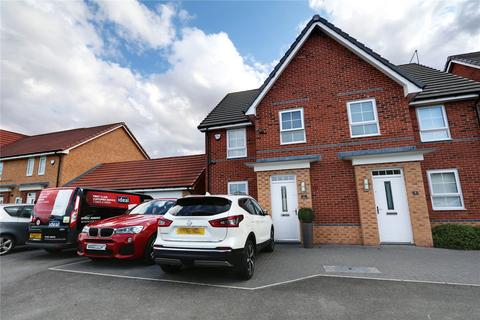 3 bedroom semi-detached house for sale - Simpson Crescent, Hull, East Yorkshire, HU8
