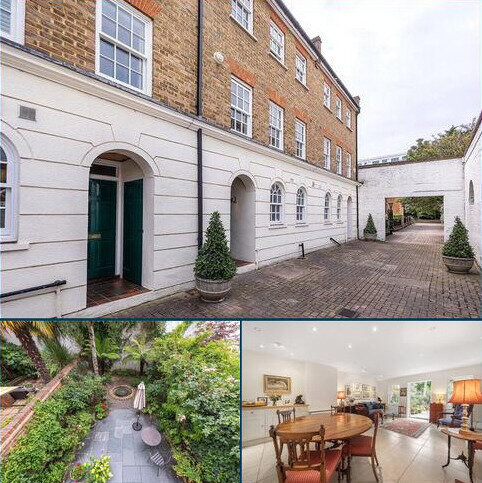 4 bedroom terraced house for sale - The Winery, Regents Bridge Gardens, Vauxhall, London, SW8