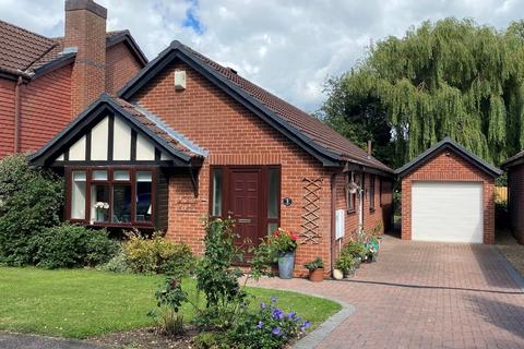3 bedroom detached bungalow for sale - Gartree Court, Melton Mowbray
