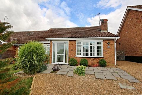 2 bedroom semi-detached bungalow for sale - Old Station Road, Halesworth