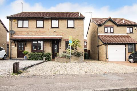 2 bedroom semi-detached house for sale - Hogarth Close, Bradwell