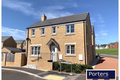 3 bedroom detached house for sale - Ffordd Yr Eiddew Parc Derwen Coity CF35 6GL
