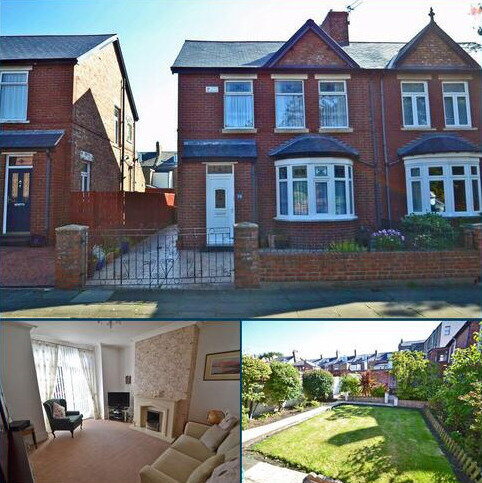3 bedroom semi-detached house for sale - Brightman Road, North Shields