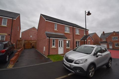 3 bedroom semi-detached house for sale - 13 Tal Coed, Coity, Bridged, CF35 6QA