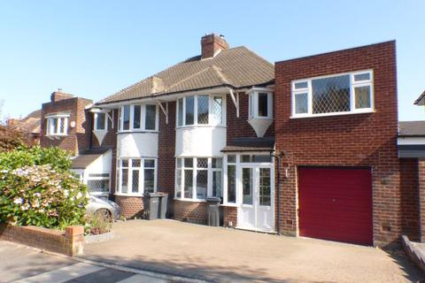4 bedroom semi-detached house for sale - Welwyndale Road, Sutton Coldfield