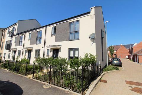 3 bedroom end of terrace house - Borkley Street, Charlton Hayes, Bristol