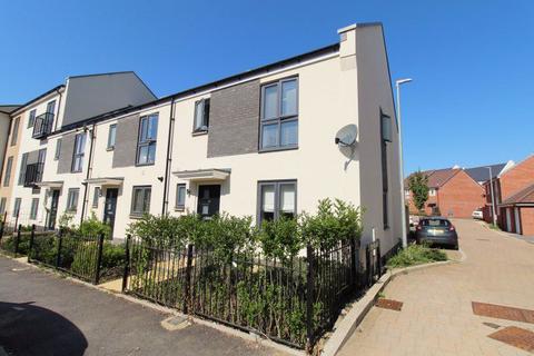 3 bedroom end of terrace house for sale - Borkley Street, Charlton Hayes, Bristol