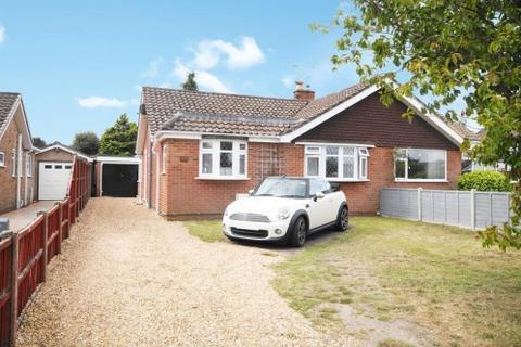 2 bedroom bungalow for sale - Heatherdown Road, West Moors