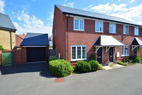 3 bedroom end of terrace house for sale - Family home on popular Chestnut Park development within Yatton's North End