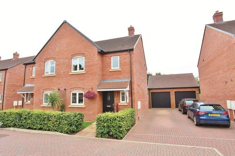 3 bedroom semi-detached house for sale - Merlin Close, Bodicote