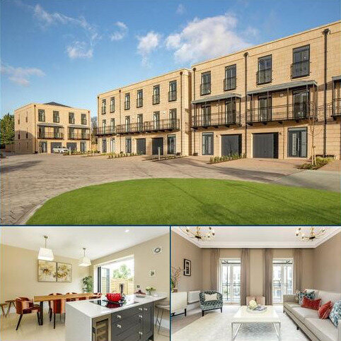 5 bedroom terraced house for sale - The Charlton, 59 Lansdown, Cheltenham, Gloucestershire, GL51