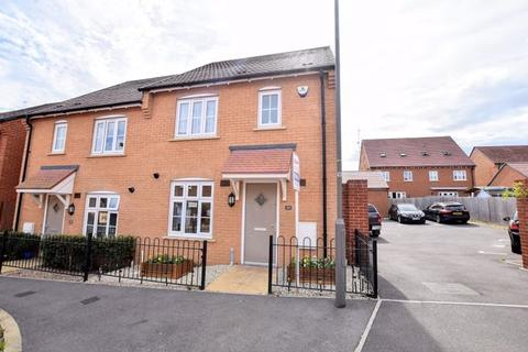 3 bedroom end of terrace house for sale - Chaundler Drive, Aylesbury
