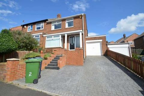 3 bedroom semi-detached house to rent - Dawlish Gardens, Gateshead, NE9