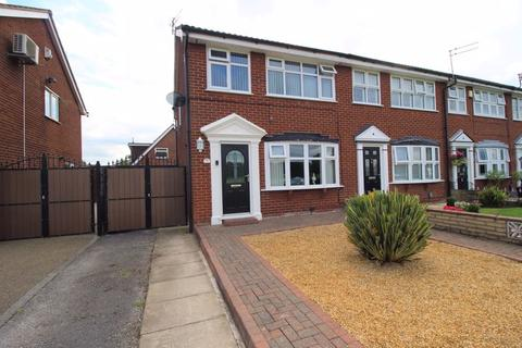 3 bedroom terraced house for sale - Redmond Close, Denton